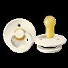 BIBS spenen: Hippe & trendy spenen Ivory (0-6mnd) - BIBS fopspeen