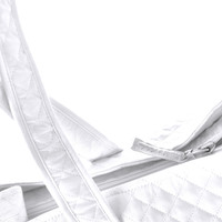 Luiertas & matje | Royal White - Théophile & Patachou