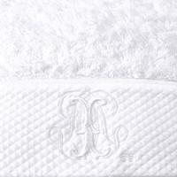 Badhanddoek | Royal White - Théophile & Patachou