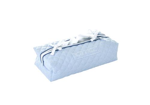 Kleenex-doos hoes | Indigo - Théophile & Patachou