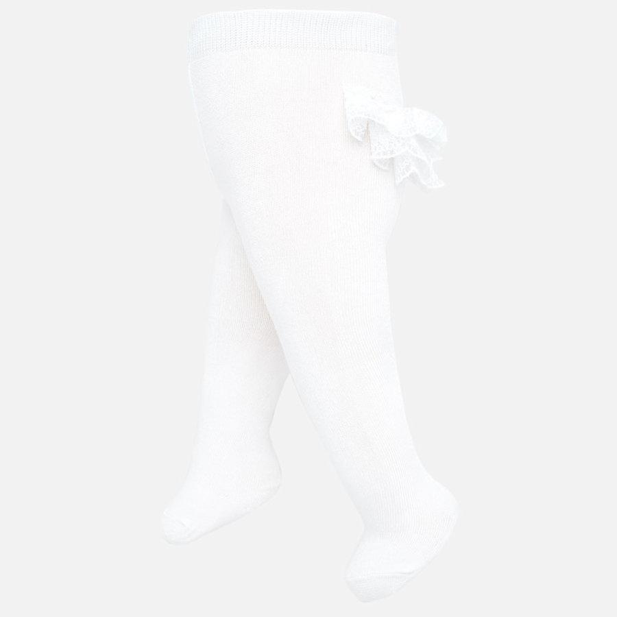 Witte maillot met versiering op achterzijde - Mayoral