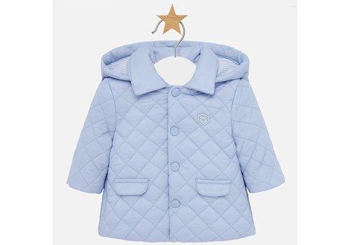 Blauwe Husky jas voor jongens - Mayoral