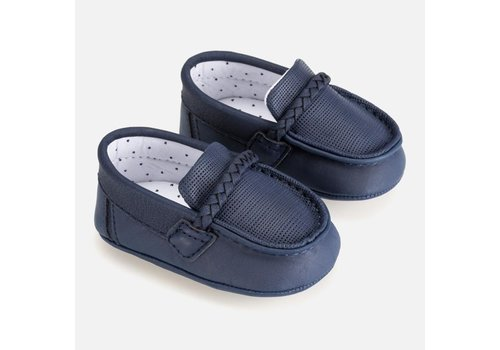 Mocassins (navy) met band - Mayoral