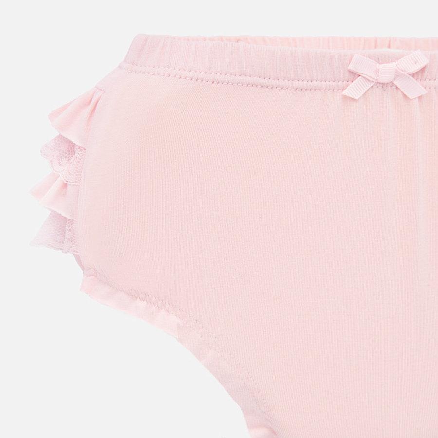 Roze broekje met ruches - Mayoral