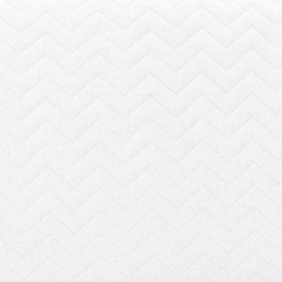 Trappelzak 70cm wit (Chevron White) - Poetree Kids