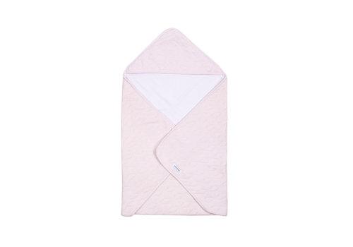 Wikkeldeken roze (Star Soft Pink) - Poetree Kids