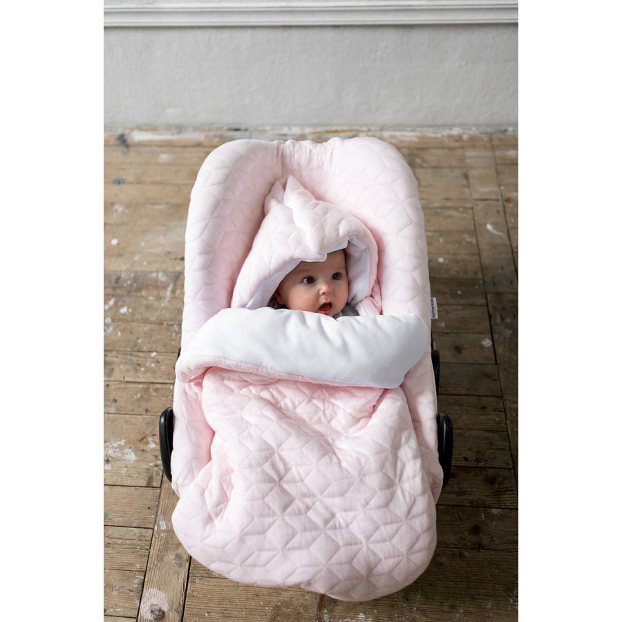 Maxi-Cosi hoes roze (Star Soft Pink) - Poetree Kids