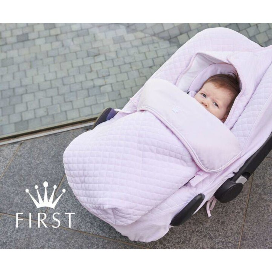 Maxi-Cosi voetenzak (roze) - First (My First Collection)