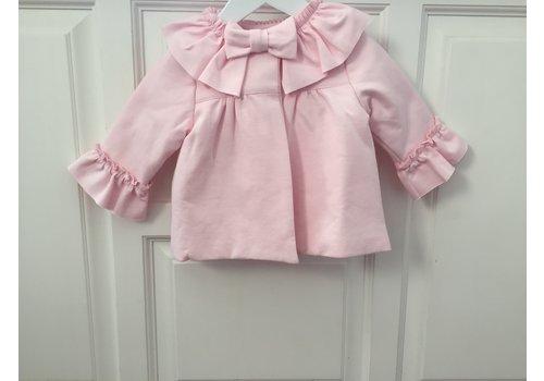 Roze jas met strik - Patachou