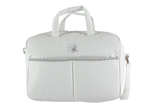 Witte luiertas (large) - GBB