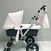 GBB: Babyproducten Roze kap met kant voor Bugaboo Cameleon - GBB