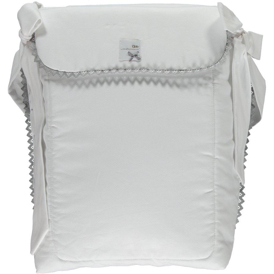 Witte dekhoes reiswieg - GBB