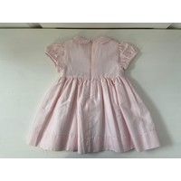Roze plooi jurk - Patachou