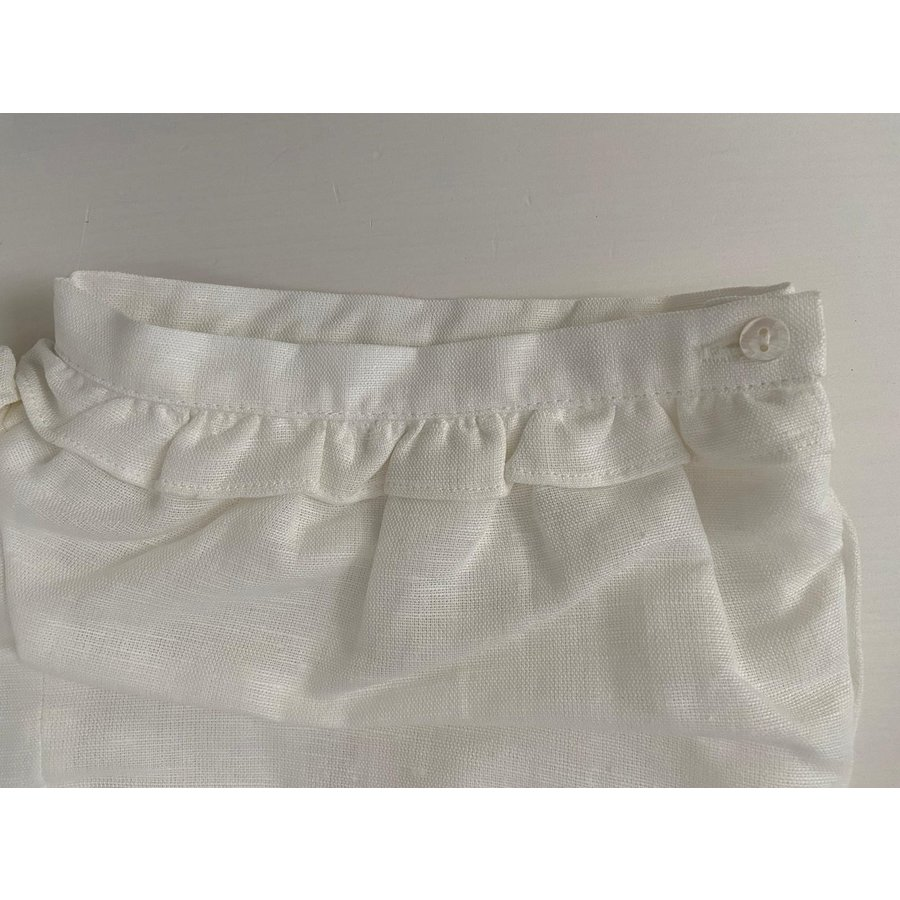 Witte linnen korte broek - Patachou