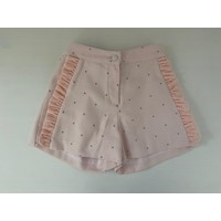 Roze broekje met grijze stippen - Patachou