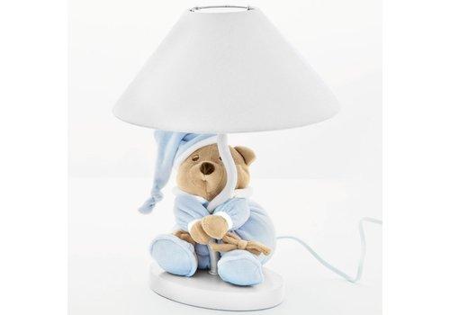 Puccio blauwe lamp  - Nanan