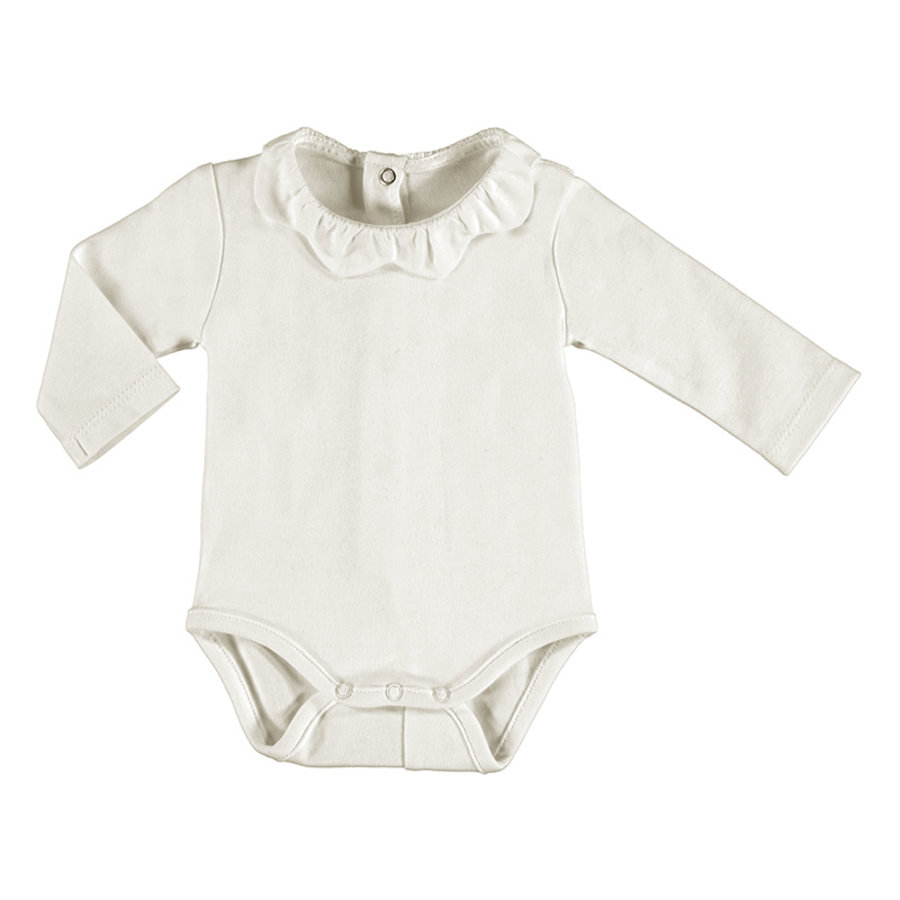Body/romper (off white) - Mayoral