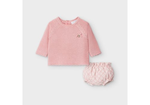 Tweedelige set (roze) - Mayoral