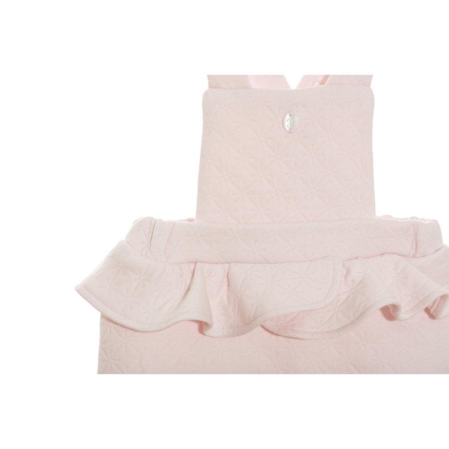 Tuniek met ruit patroon (roze) - Patachou