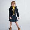 Mayoral: Babykleding & Kinderkleding Spijkerjasje met stik (navy) - Mayoral