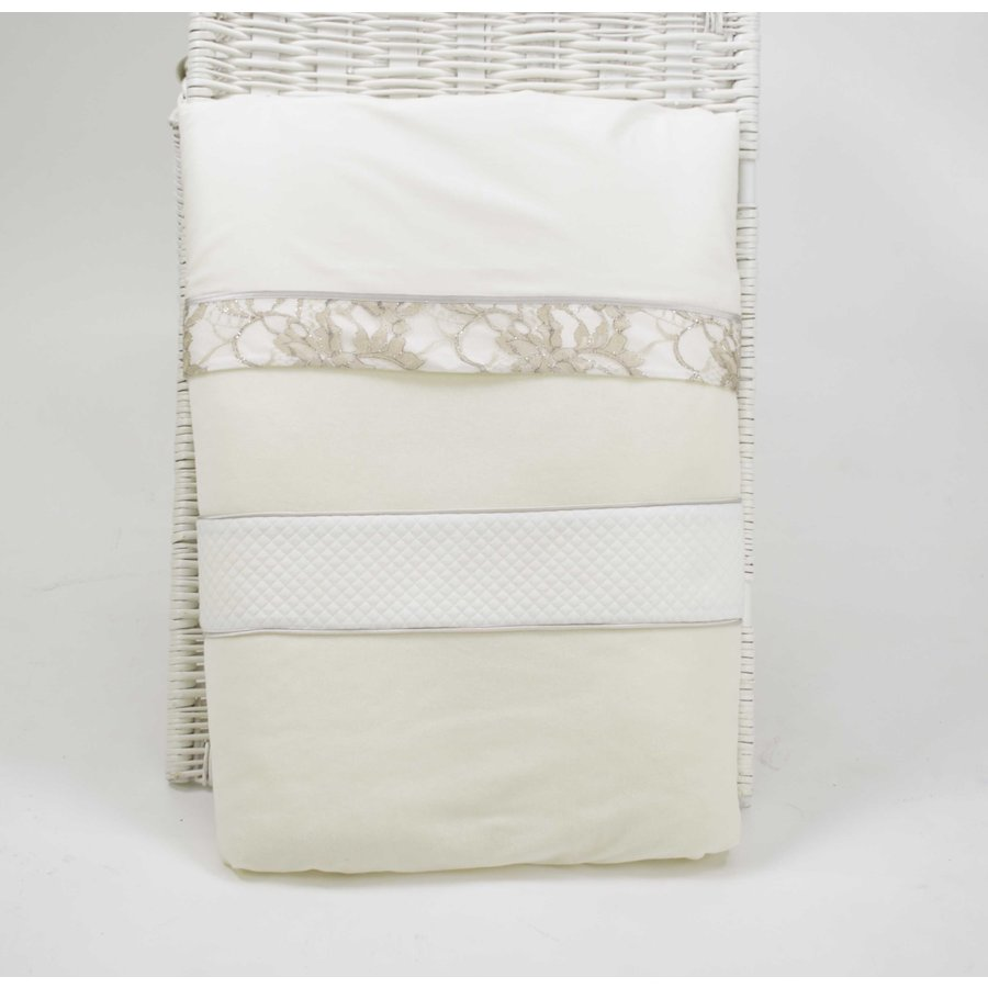 Lakenset 100cm x 160cm (Paris Collection) - Royal Baby Collection