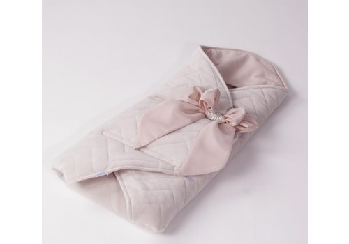 Wikkeldoek voor Maxi-Cosi Pink (Glamour Collection) - Royal Baby Collection