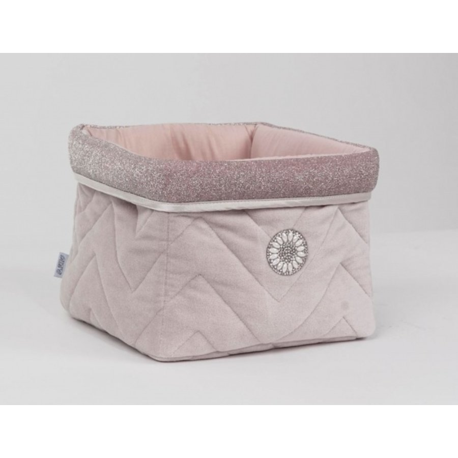 Commodemandje Pink (Glamour Collection) - Royal Baby Collection