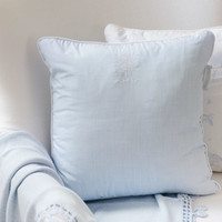Kussen 40cm x 40cm | Sweet Blue - Théophile & Patachou