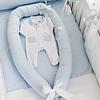 Théophile & Patachou: Exclusieve en tijdloze baby- & kinderproducten Slaapnestje | Sweet Blue - Théophile & Patachou