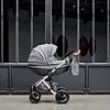 Théophile & Patachou: Exclusieve en tijdloze baby- & kinderproducten Kinderwagen Casual Grey - Théophile & patachou