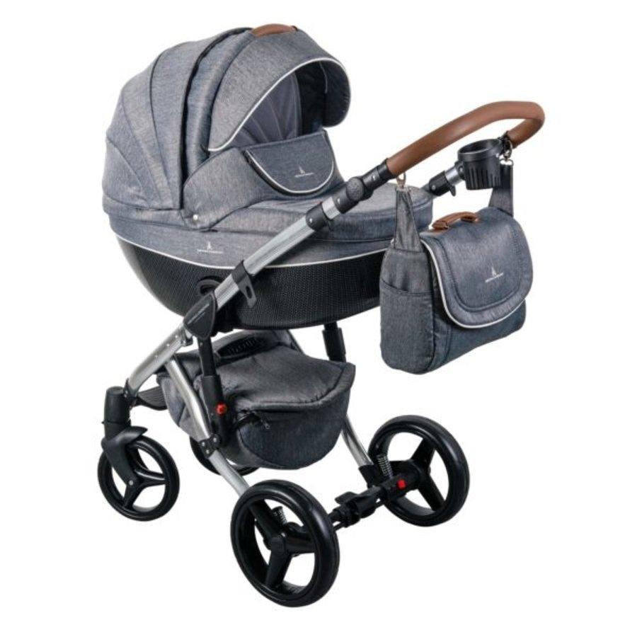 Kinderwagen Casual Grey - Théophile & patachou