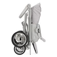 Kinderwagen V-Pack (latte/grijs) - Bébécar