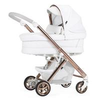 Kinderwagen Pack Parkour (wit/rosé) - Bébécar