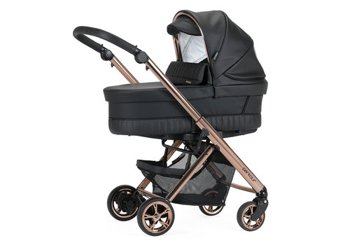 Kinderwagen Pack Parkour (zwart/rosé) - Bébécar