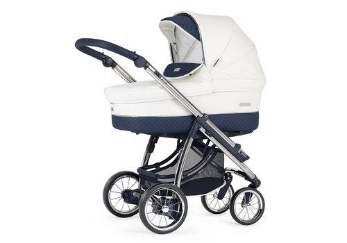 Kinderwagen Ip-Op classic XL (wit/blauw) - Bébécar
