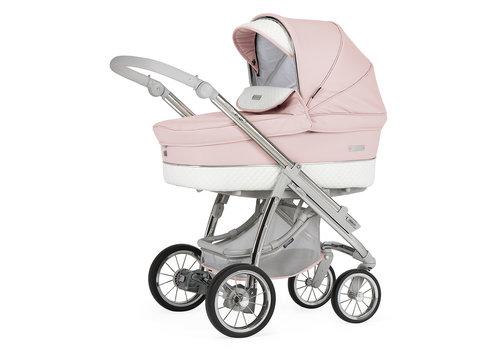Kinderwagen Ip-Op classic XL (roze/wit) - Bébécar