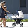 BéBécar: Exclusieve & Luxe Kinderwagens Kinderwagen Pack M-city (wit/blauw) - Bébécar