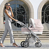 BéBécar: Exclusieve & Luxe Kinderwagens Kinderwagen Pack M-city (roze/wit) - Bébécar