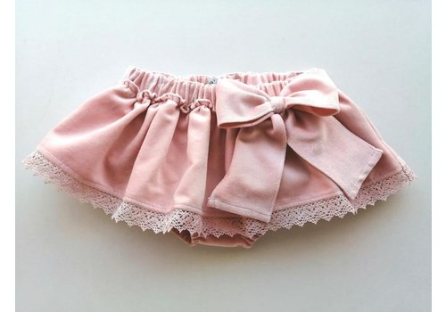 Bloomer met kant (Roze) - Be Chic