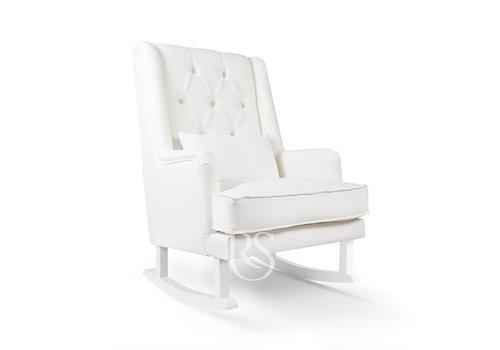 Schommelstoel Royal Rocker (wit) - Rocking Seats
