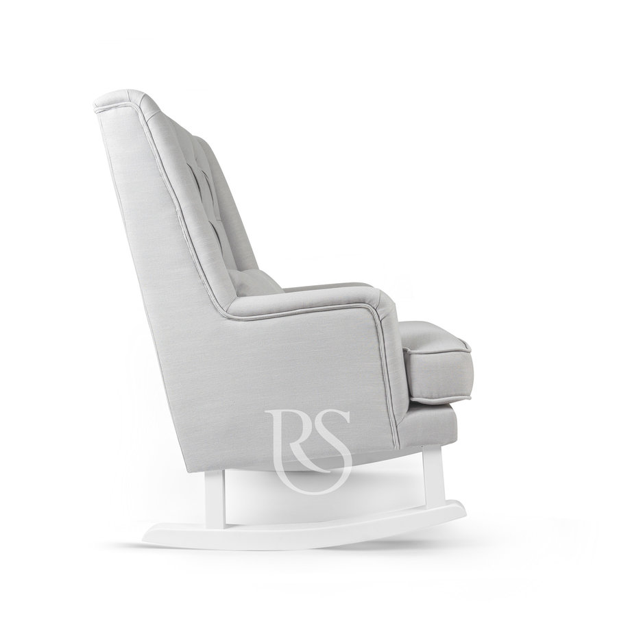 Schommelstoel Royal Rocker (grijs) - Rocking Seats