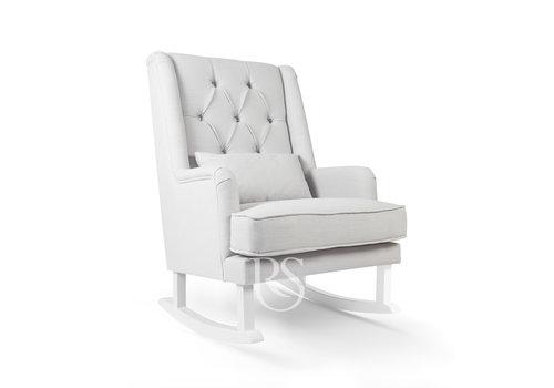 Schommelstoel Royal Rocker (grijs) - Rocking Seats
