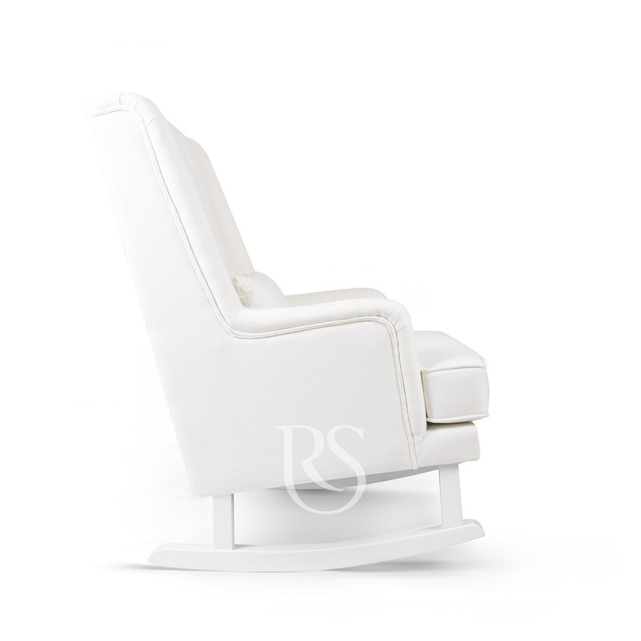Schommelstoel Bliss Rocker (wit) - Rocking Seats