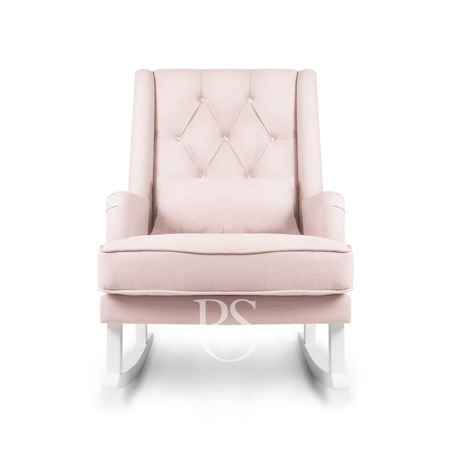 Schommelstoel Crystal Royal Rocker (roze) - Rocking Seats