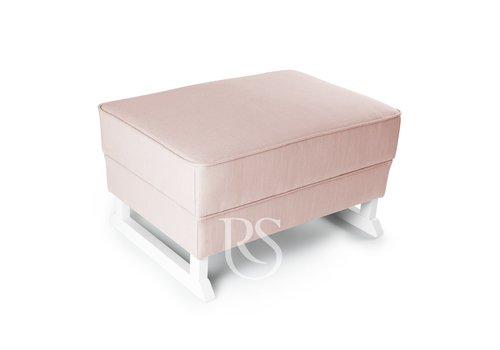 Voetenbank Bliss (roze) - Rocking Seats