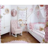 Schommelstoel Kids Royal Rocker (roze) - Rocking Seats