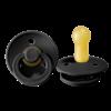 BIBS spenen: Hippe & trendy spenen Black  (0-18mnd) - BIBS fopspeen