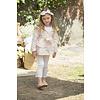 Patachou: Babykleding & Kinderkleding Jas met ruches & plooien (roze) - Patachou