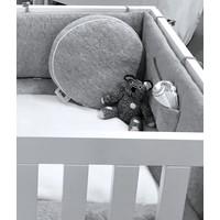 Boxomrander (Star Grey Melange) - Poetree Kids