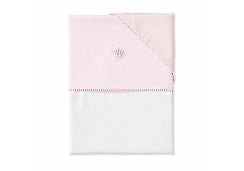 Dekbedovertrek (roze) - First (My First Collection)